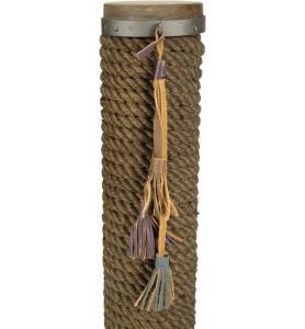 Designed by lotte krabpaal lumpra hout donkerbruin