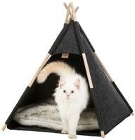tipi tent voor katten